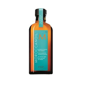 Moroccanoil Oil Treatment 100 ml + Gratis Paddle Brush Bürste XL – Bild 2
