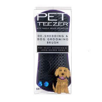 Tangle Teezer Pet Teezer De-shedding purple – Bild 1