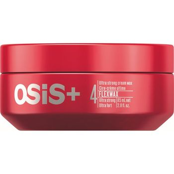 Schwarzkopf Osis Texture Flexwax Ultra Strong Cream-Wax 85ml