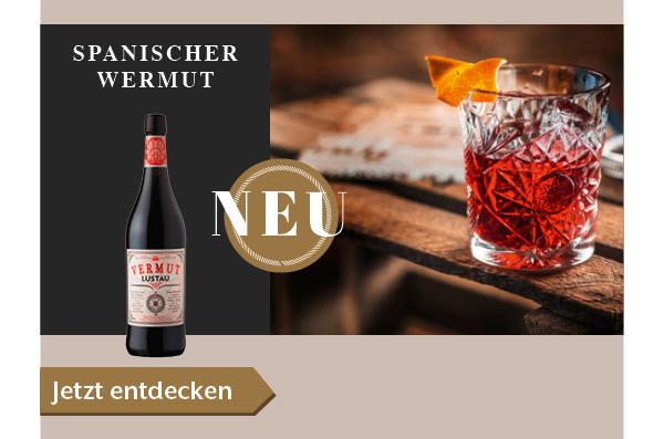 Vermut Lustau red - Emilio Lustau - Wermut