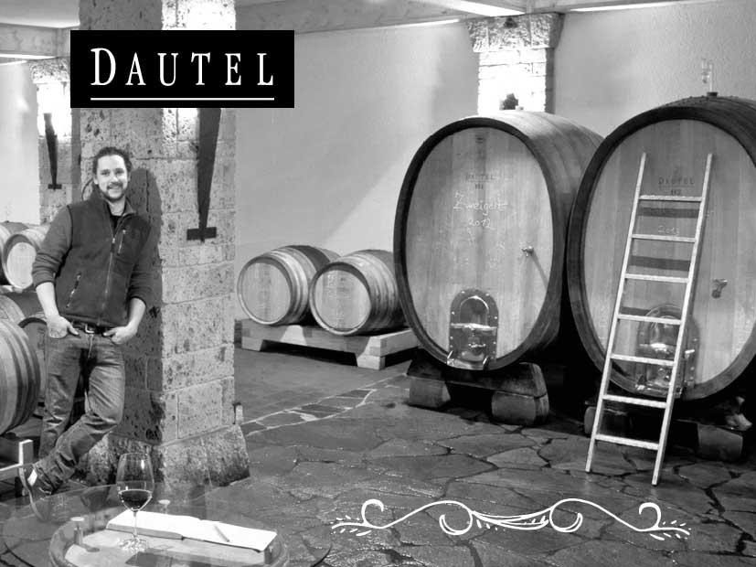Weinabend mit Christian Dautel bei Victoria Weine Bad Mergentheim
