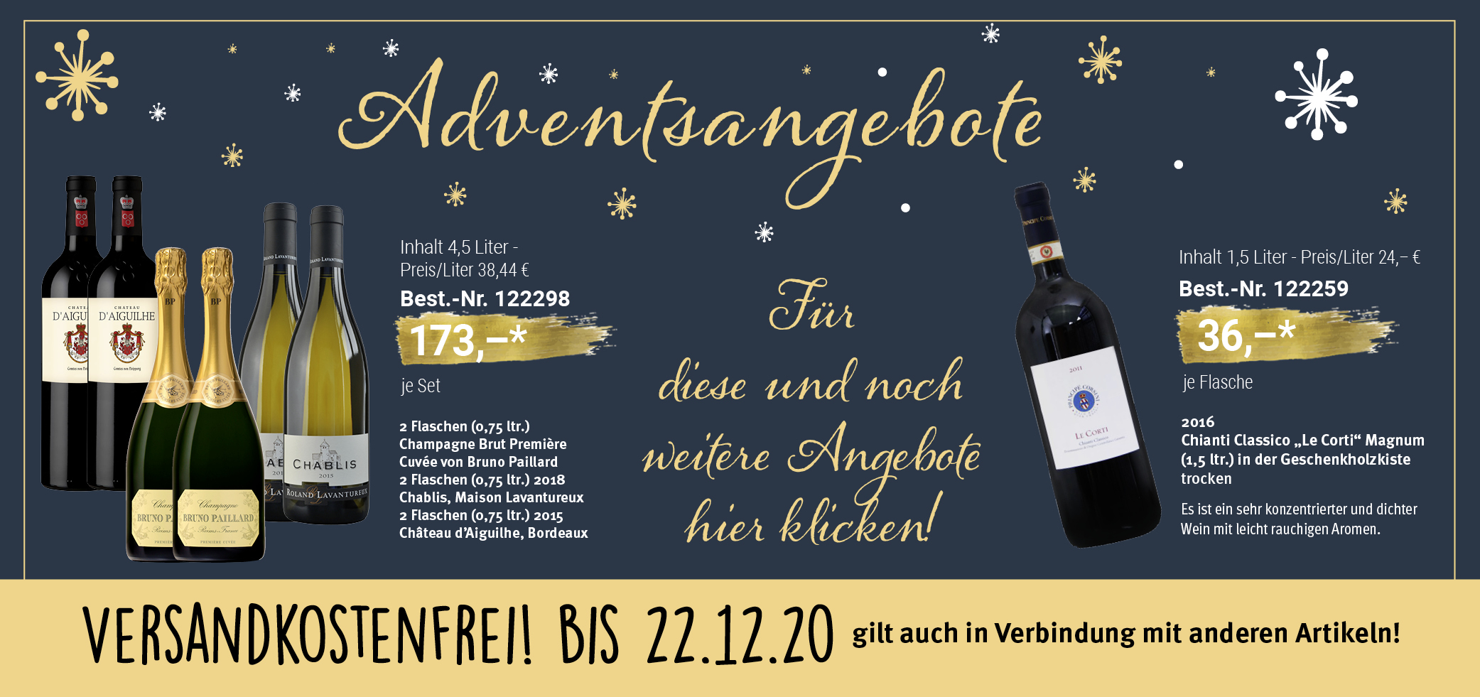 Probierpaket Piemont Weine