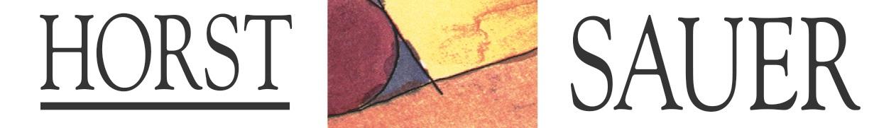 Weingut sauer Logo