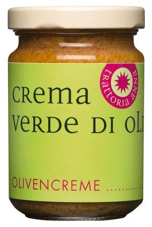 Crema Verde di Oliva Glas 130gr.
