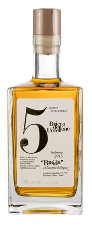 Grappa Bricco dell′Uccellone 2015 - Braida