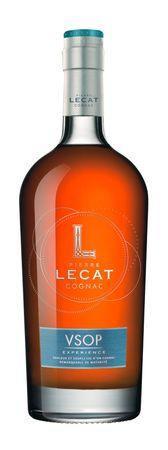 """Cognac VSOP  """"Experience"""" 13 Jahre alt - Pierre Lecat -"""