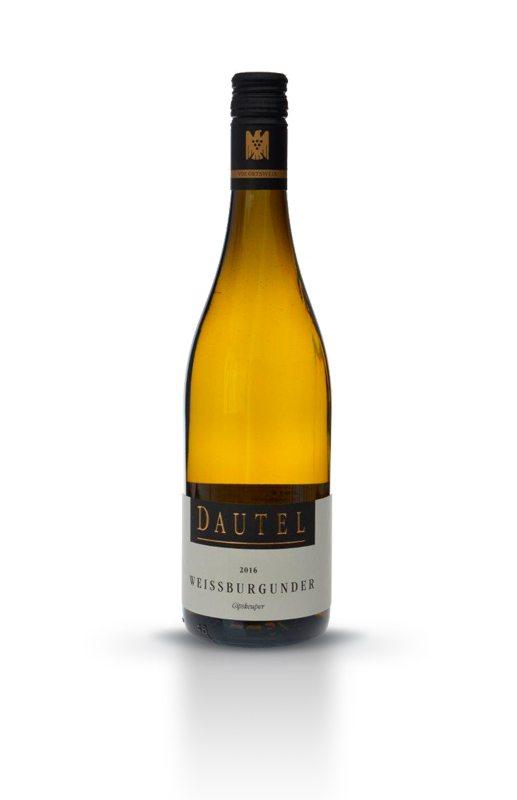 Weissburgunder Gipskeuper Ortswein trocken - Weingut Dautel - Weißwein