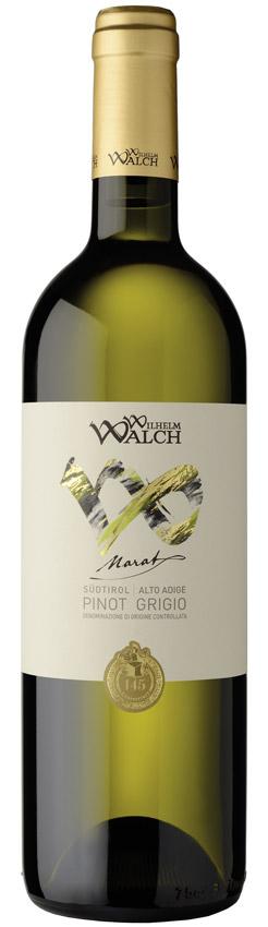 """Pinot Grigio """"Marat"""" - Wilhelm Walch - Weißwein"""
