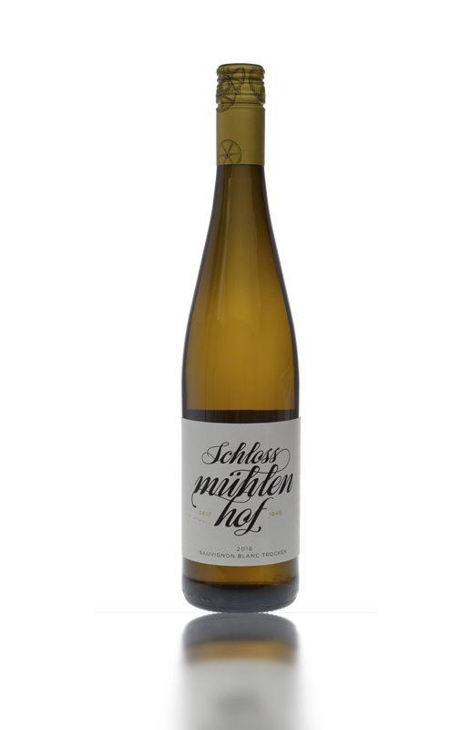 Sauvignon Blanc trocken - Schlossmühlenhof - Weißwein