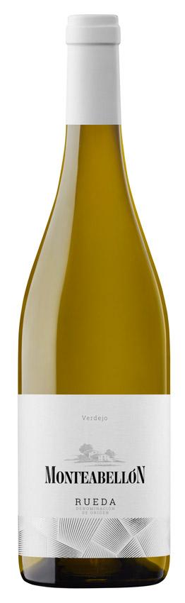 Monteabellon Verdejo - Bodegas y Vinedos Monteabellón - Weißwein