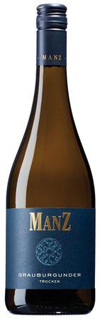 Grauburgunder trocken - Weingut Manz - Weißwein