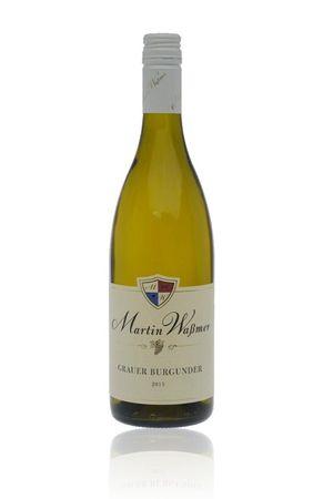 Grauer Burgunder trocken -Martin Waßmer- Weißwein