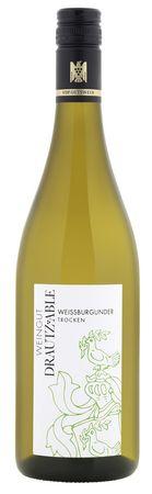 Weißburgunder trocken - Drautz Able - Weißwein