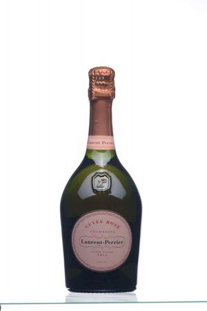 Cuvée Rosé - Laurent-Perrier - Champagner
