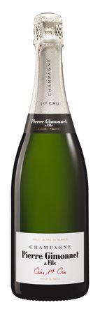 Cuis 1er Cru - Blanc de Blancs - Pierre Gimonnet - Champagner