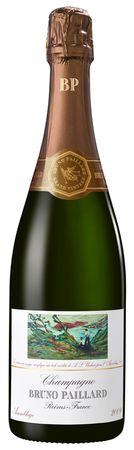 """Brut Assemblage Millesimé - """"Invitation au Voyage"""" -Bruno Paillard - Champagner"""