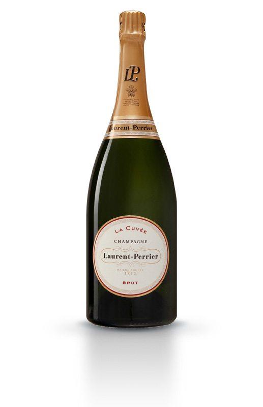 Laurent-Perrier Brut - La Cuvée Magnum- Champagner