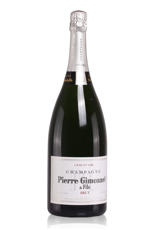 """Cuis 1er Cru """"Blanc de Blancs"""" - Pierre Gimonnet - Magnum - Champagner"""