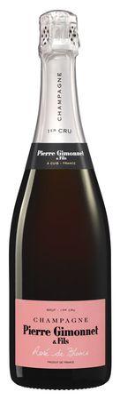 Rosé de Blancs Brut 1er Cru - Pierre Gimonnet - Champagner