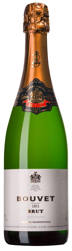 Brut Blanc 1851 - Bouvet Ladubay - Schaumwein