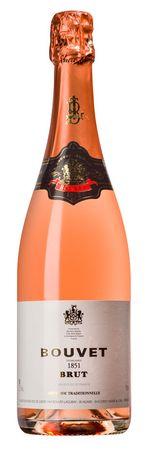 Brut Rosé Excellence - Bouvet Ladubay - Schaumwein