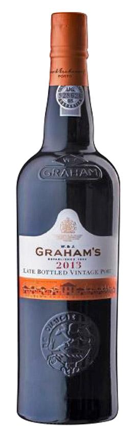 Graham's 2013 LBV Port - Portwein