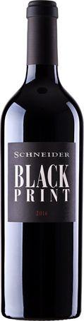 Black Print - Markus Schneider- Rotwein