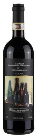 Barolo Riserva - Cascina Dardi Bussia-  A. & G.N. Fantino - Rotwein