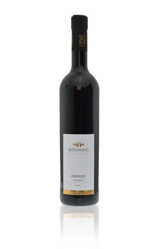 Lemberger trocken - Weingut Wöhrwag - Rotwein