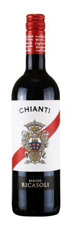 Chianti Barone Ricasoli - Rotwein