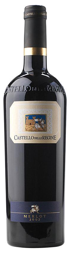 Merlot - Castello delle Regine - Rotwein Italien