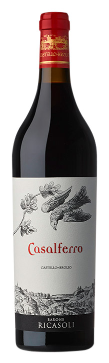 Casalferro Rosso Toscano - Barone Ricasoli - Rotwein