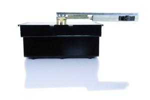 Unterflurantrieb Comfort 585 2-flügelig