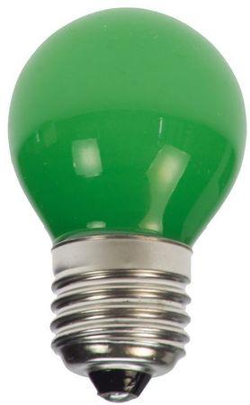 LED Tropfen Glühlampe E27 230V grün