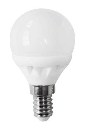 LED Tropfenlampe E14 230V 4W 300lm warmweiss