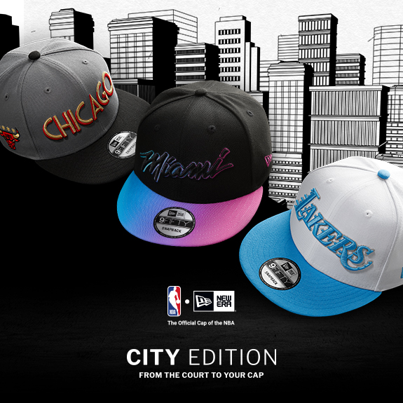 NEW ERA NBA CITY SERIE
