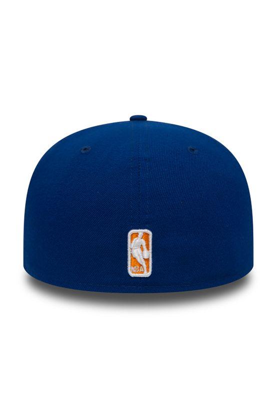 New Era 59Fiftys Cap - NEW YORK KNICKS - Blue-Orange – Bild 3