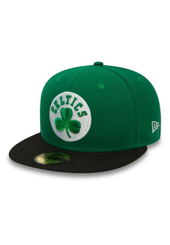 New Era 59Fiftys Cap - BOSTON CELTICS - Green-Black – Bild 0