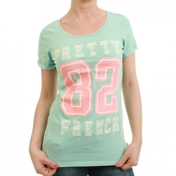 Maison Scotch T-Shirt Women - 1321-03.51752 - Dessin E Blue – Bild 1
