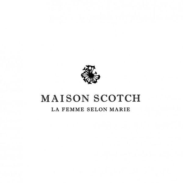 Maison Scotch T-Shirt Women - 1321-03.51752 - Dessin E Blue – Bild 3