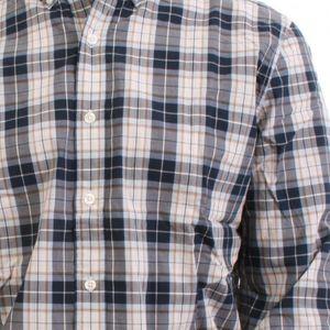 Levi´s Hemd Men - CLASSIC NO POCKET 65828-0033 - Blue-White – Bild 2