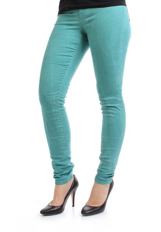 Maison Scotch Jeans Women - SUPER SKINNY 1326-06.85724 - Mint – Bild 1