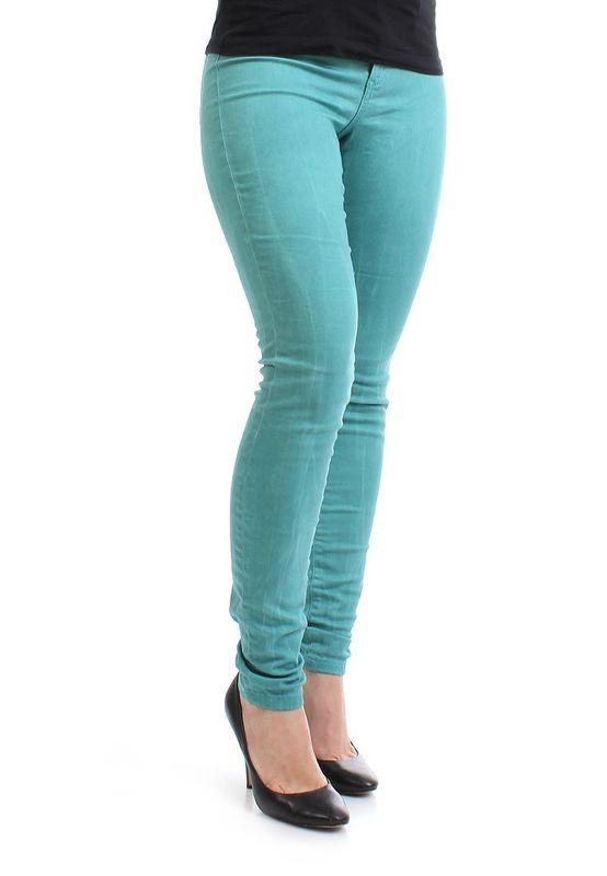 Maison Scotch Jeans Women - SUPER SKINNY 1326-06.85724 - Mint – Bild 4