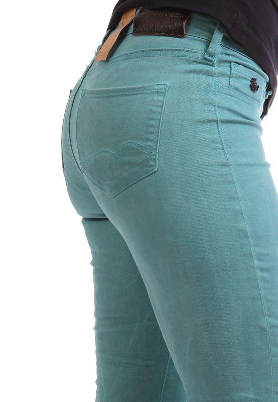 Maison Scotch Jeans Women - SUPER SKINNY 1326-06.85724 - Mint – Bild 5