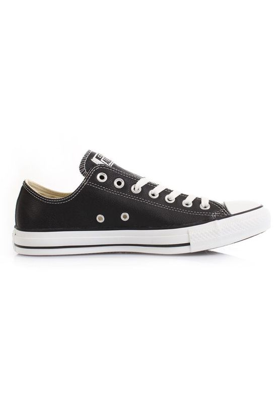 Converse Lederchucks - CT OX 132174C - Black – Bild 1