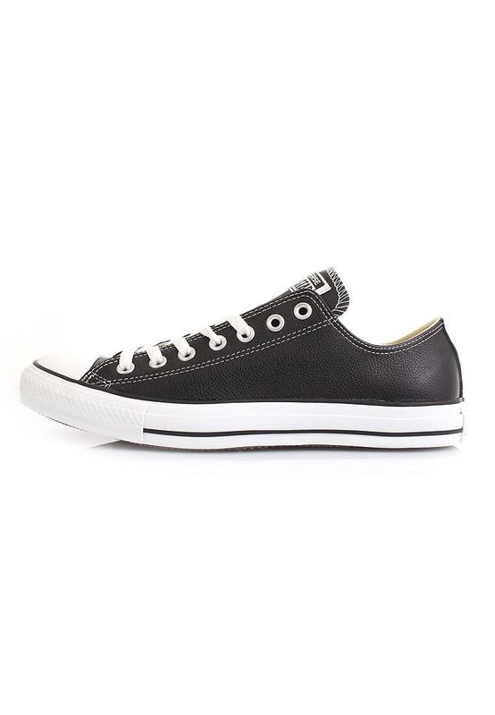 Converse Lederchucks - CT OX 132174C - Black – Bild 2