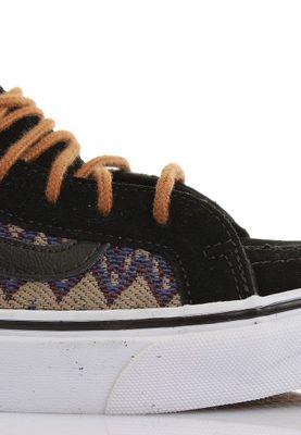 Vans Sneaker Women - SK8-HI SLIM - Black-True White – Bild 2