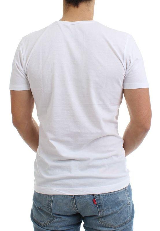 Be Famous T-Shirt Men - CHANGE B - White – Bild 2