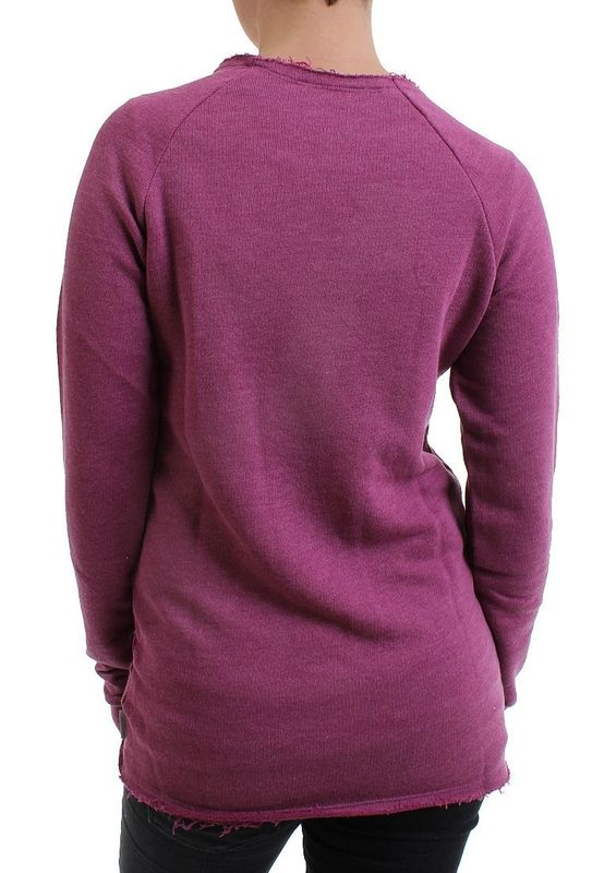Boom Bap Pullover Women - BE ALL - Mixed Boysenberry – Bild 2