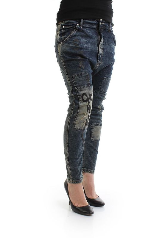 Sexy Woman Boyfriend Jeans Women - P314802 - Colore 09 – Bild 0